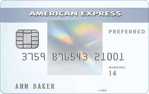 Credit card art